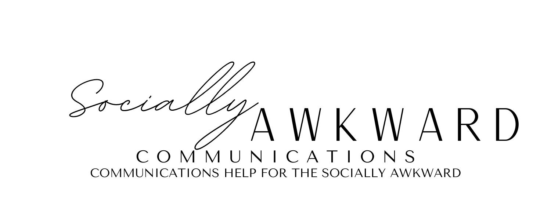 Socially Awkward Communications logo